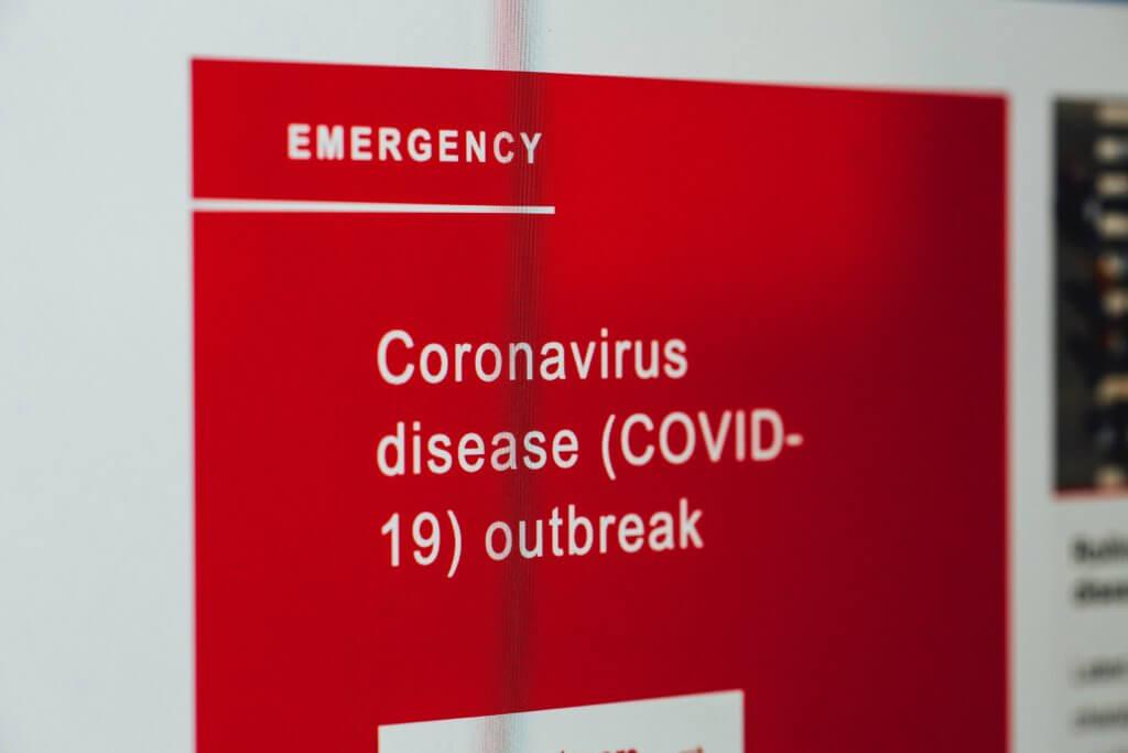 Coronovirus deisease (COVID-19) outbreak